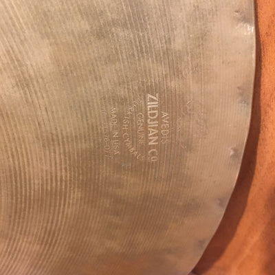 Zildjian 14In A Custom Mastersound Hi Hat Bottom Cymbal