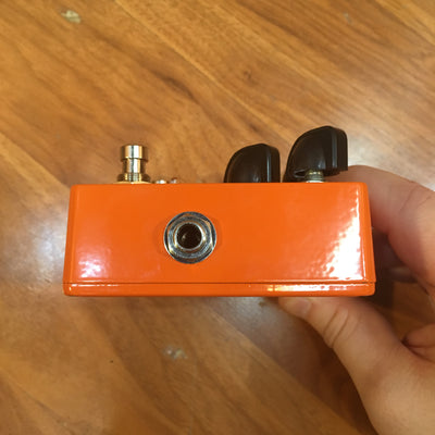 Chicago Stompworks TS-808 Rat Clone Pedal