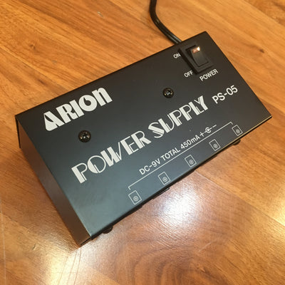 Arion PS-05 DC 9V Power Supply