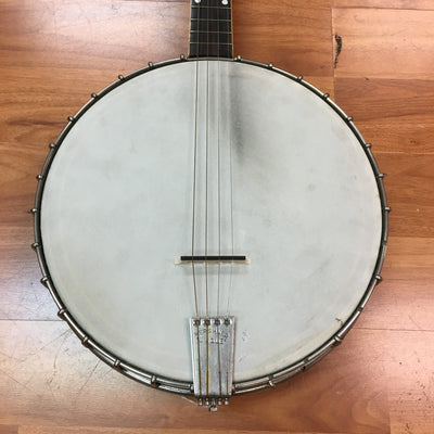 1920's Gibson Tenor Banjo with case