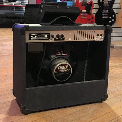 Crate GFX-65T 65 Watt Guitar Combo Amp w/ Footswitch