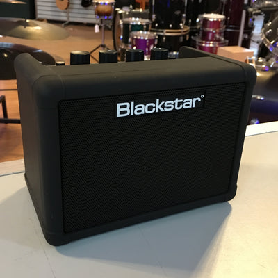 Blackstar Fly 3 1x3 3W Battery-Powered Mini Guitar Combo Amp with Extension Cab and Power Supply