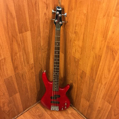 Ibanez GSR-200 Red Bass Guitar
