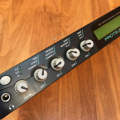 E-MU Systems Proteus 2000 Rack Synthesizer