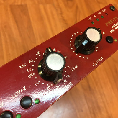 GAP Pre-73 MKI Neve Style Preamp w Power Supply