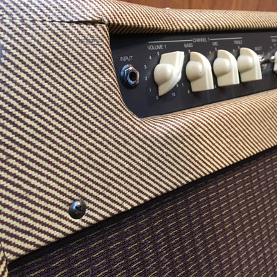 Carvin Belair 212 Tweed Tube Combo