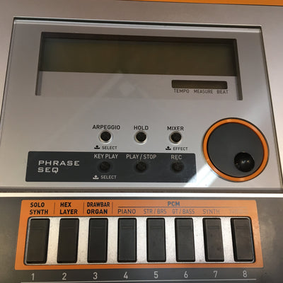 Casio XW-PI Synth Keyboard
