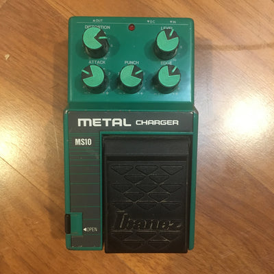 Ibanez MS10 Metal Charger Pedal