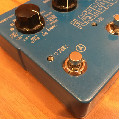 TC Electronic Flashback X4 Delay & Looper Pedal
