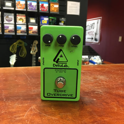 Deltalab T01 Overdrive
