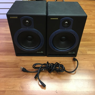 Samson Resolv 80a Active Studio Monitors