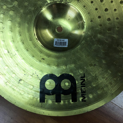 "Meinl 14"" HCS Crash Cymbal"