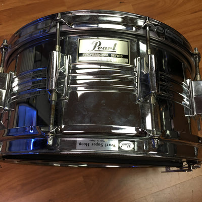 Pearl Chrome Professional Series Snare