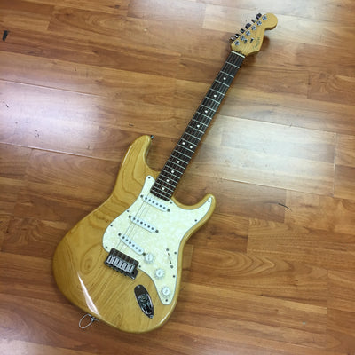 Fender American Stratocaster 1997 Natural 2pc Ash
