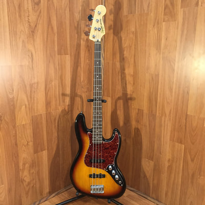 Squier Vintage Modified Jazz Bass 3-Color Sunburst
