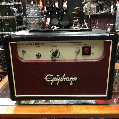 Epiphone Valve Junior Head Modded Standby