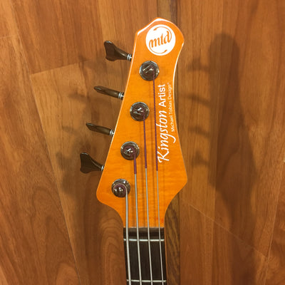 MTD Kingston Artist 4-String Active Bass