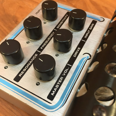 Electro-Harmonix Tube Zipper with Power Supply