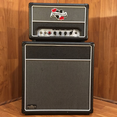 Black Heart Little Giant BH5H 5 Watt Guitar Head and BH112 Cabinet
