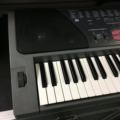 Casio WK1200 73 Key Keyboard w/ PS