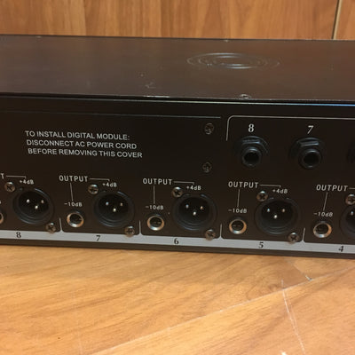 SM Pro Audio EP-84 Multichannel Microphone Preamplifier