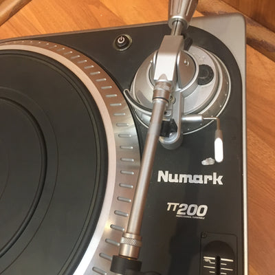 Numark TT200 Pro Turntable (broken, sold as-is)