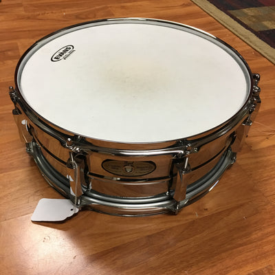 "Pearl Sensitone 14"" Snare Drum"