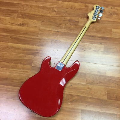 Squier Affinity P-Bass Red