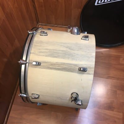 Unknown Unfinished Custom Made Bass Drum