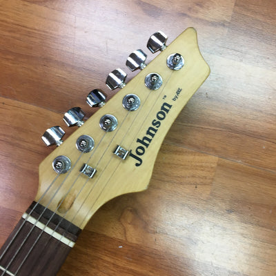Johnson S Style Guitar