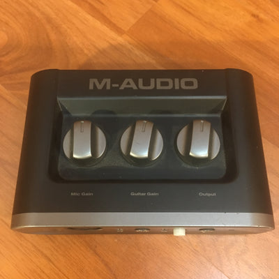 M-Audio Fast Track USB 2 Interface