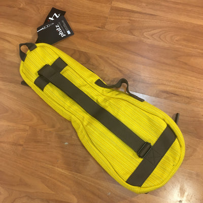 Phitz Soprano Ukulele Limited Edition Gig Bag (yellow rug)
