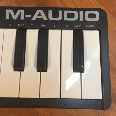 M-Audio Keystation Mini 32 USB Midi Controller