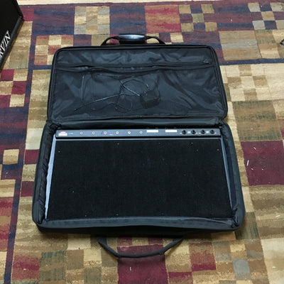 skb ps 25 powered pedal board w bag evolution music. Black Bedroom Furniture Sets. Home Design Ideas