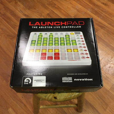 Novation Launchpad Ableton Controller w. Box