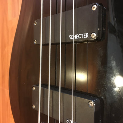 Schecter Omen-4 4-String Active Bass