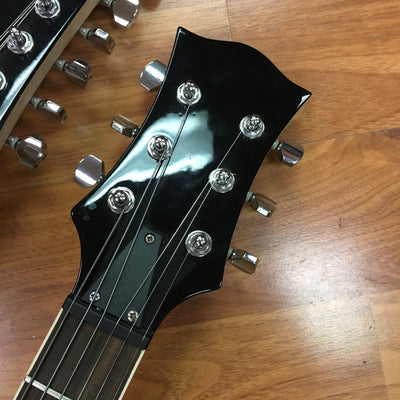 Double Neck Guitar 6/12 Unknown Make