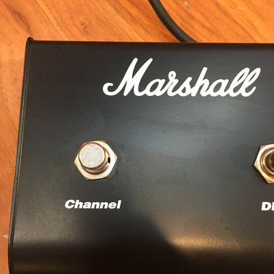 Marshall Channel DFX Footswitch