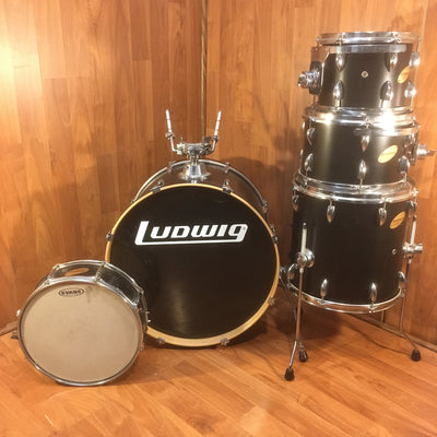 Ludwig Accent Custom 5 Piece Drum Kit