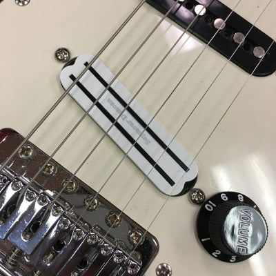 Squier II Stratocaster MIK w/ Duncan Hot Rail