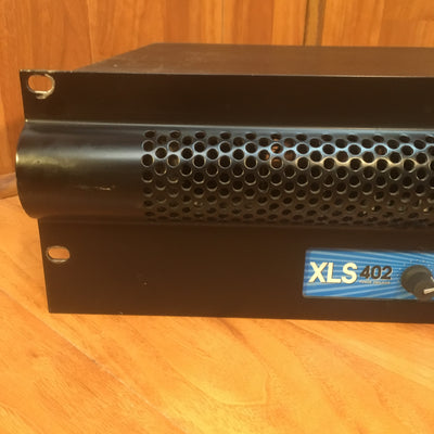 Crown XLS 402 400w Power Amp