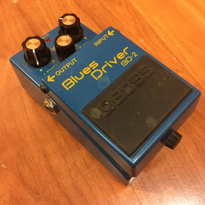 Boss Blues Driver BD-2 Overdrive Pedal