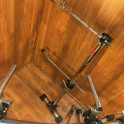 Gibraltar Drum Rack Stand w Tons of extra pieces