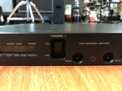 QSC 3200 Dual Mono Single Space Power Amplifier