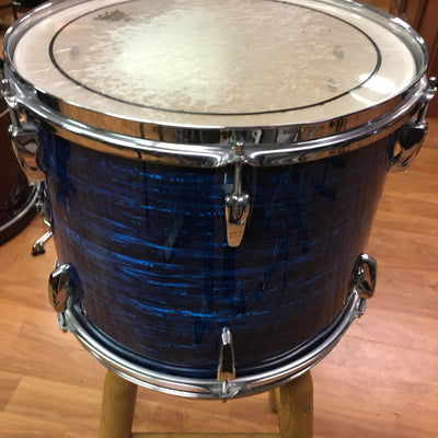 "Pearl 14"" x 10"" EXR Export Tom Blue Strata"