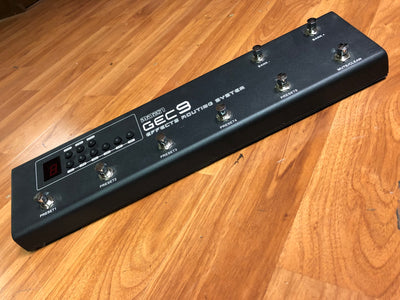 Moen GEC-9 Effects Routing System