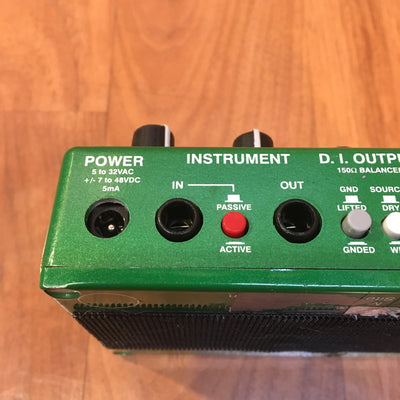 Aphex 1401 Acoustic Exciter Pedal with Balanced D. I. Out