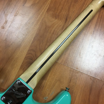 Squier Bullet Strat Surf Green