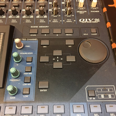 Yamaha 01V96 16‑Channel Digital Mixer