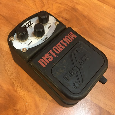 First Act AL510 222 Distortion Pedal